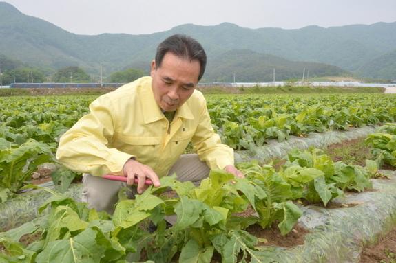 순창군, 농작물재해보험 가입 보험료 10 늘린 90까지 추가 지원